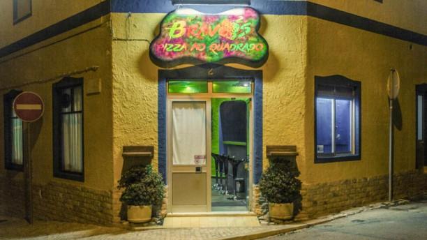 Pizzaria Bravos Entrada