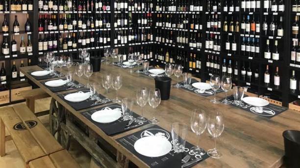 Estado D Alma - Bistro .Wine Bar .Garrafeira Mesa