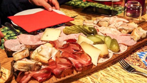 Cantina Tirolese a Roma - Menu, prezzi, immagini, recensioni e ...
