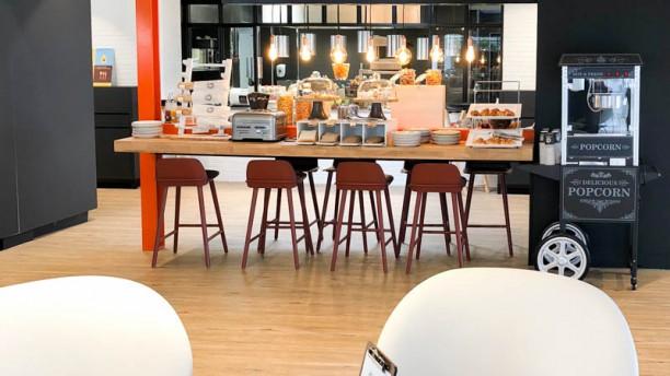 Gourmet Bron – Restaurant Bar Salle