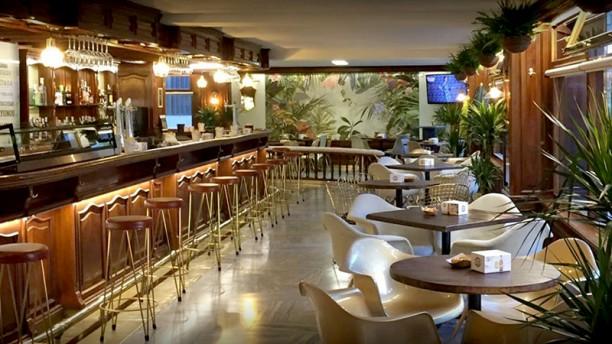 Café La Isla Vista sala