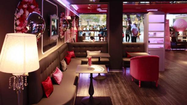 Miss Sushi Zaragoza Vista sala