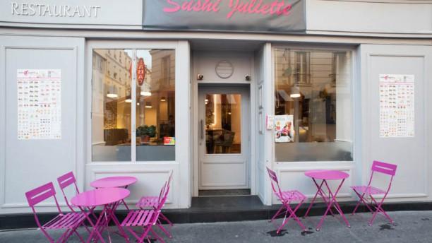 Sushi Juliette Entrée
