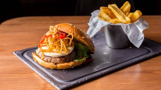 Steakburger Preciados Sugerencia del chef