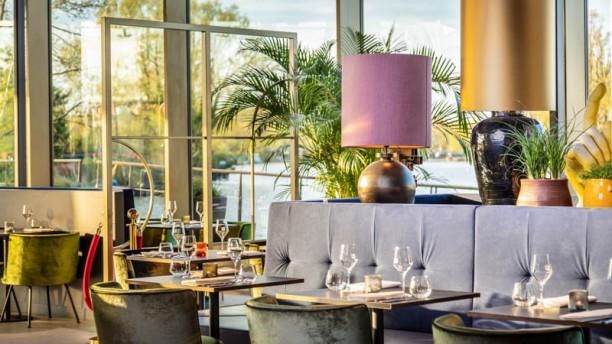 Cinq Restaurant Het restaurant