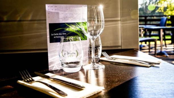 Restaurant La Parenthse Verte Louveciennes 78430