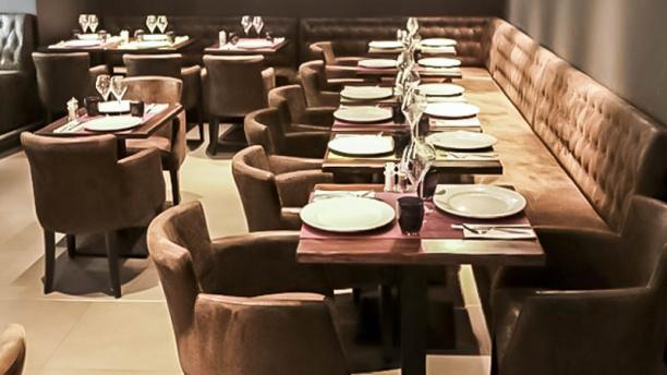 La Régence Café vue de la salle