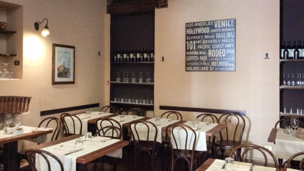 Certe Notti In Milan Restaurant Reviews Menu And Prices