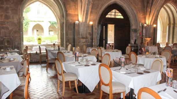 Restaurant « Le Chapitre » du Couvent Royal Saint-Maximin Restaurant Le Chapitre