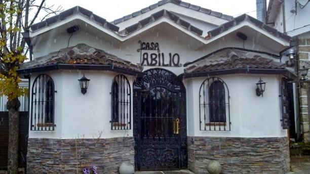 Casa Abilio Entrada