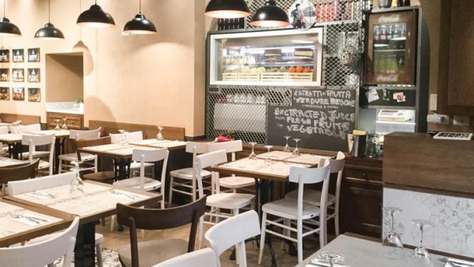 Pizza in Trevi