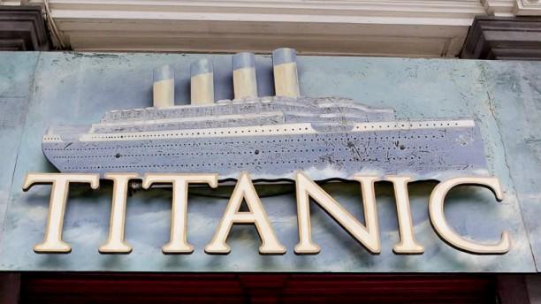 Titanic deventure