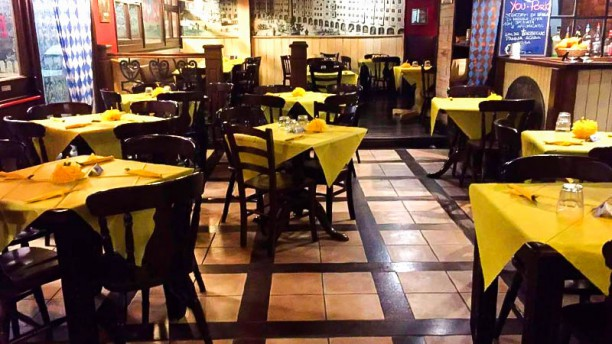 Falù Sala del ristorante