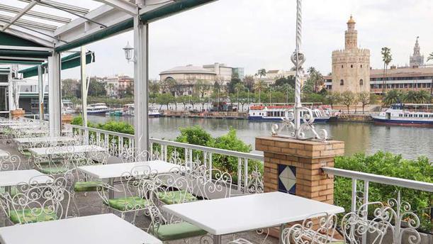 Río Grande Terraza In Sevilla Restaurant Reviews Menu And