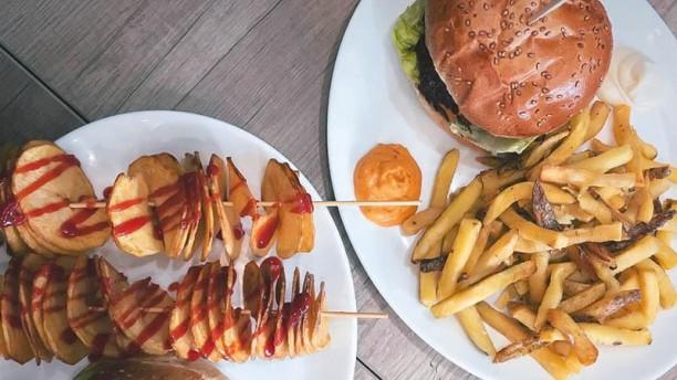Burger Corner Plat