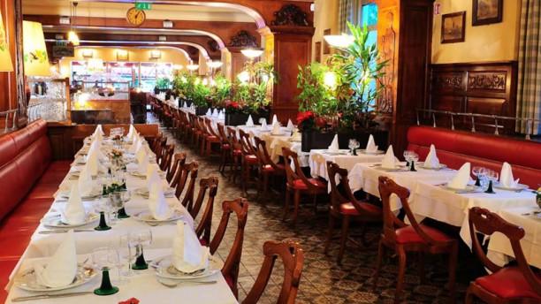 Chez Jenny Salle du restaurant