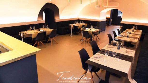 Tendentia Lounge Restaurant Vista sala