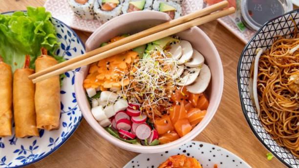 Allée Zhou Suggestion de plat