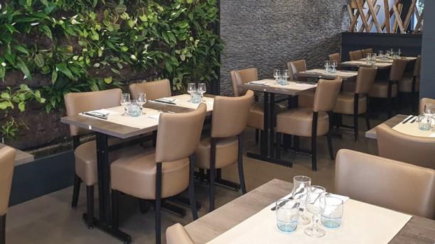 Bleu Basilic Salle du restaurant