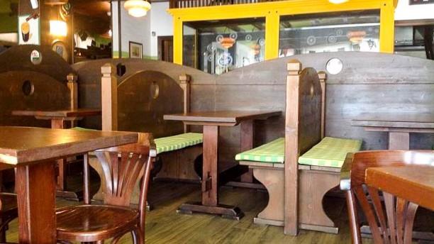 The Celtic Pub Vista sala