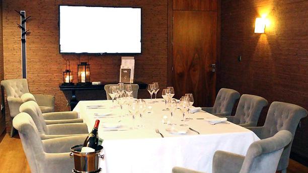 Loft Café Vista sala