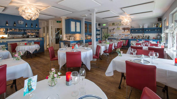 De Nieuwe Polderkeuken Het restaurant