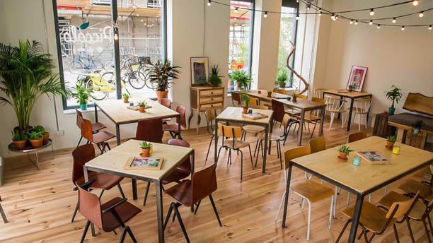 Piccolo Het restaurant
