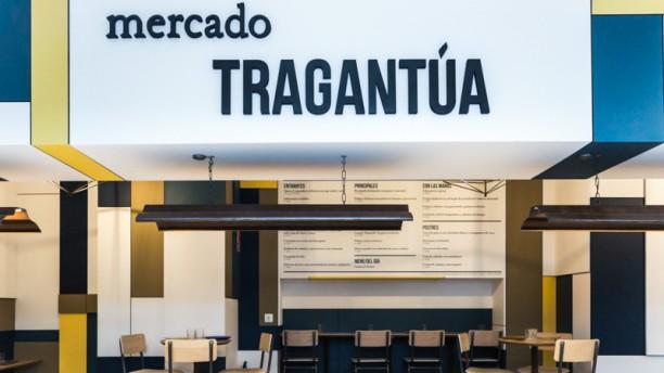Mercado Tragantúa Restaurante