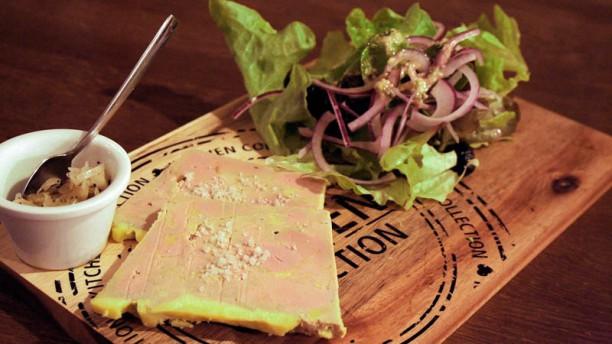 Oz Arcade Foie gras maison et sa confiture d oignons