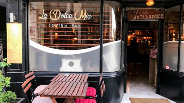 183145a1dc9 La Dolce Mia in Brussels - Restaurant Reviews