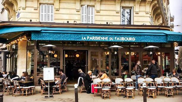 restaurant la parisienne du faubourg paris 75011 bastille nation menu avis prix et. Black Bedroom Furniture Sets. Home Design Ideas