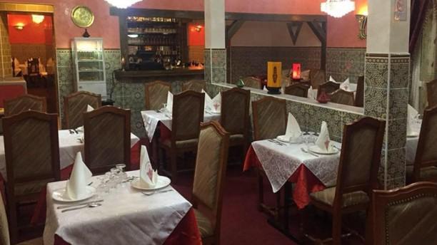 Le Riad de Marrakech Salle du restaurant