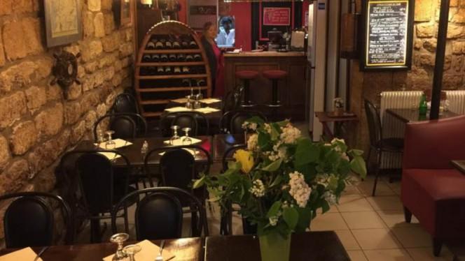 Dell'Isola - Restaurant - Paris