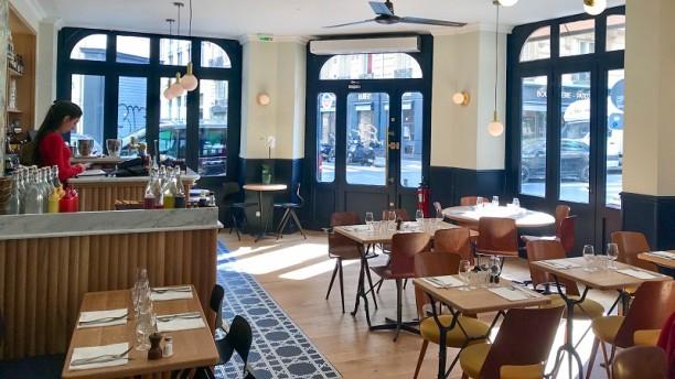 Café Marmot Salle du restaurant