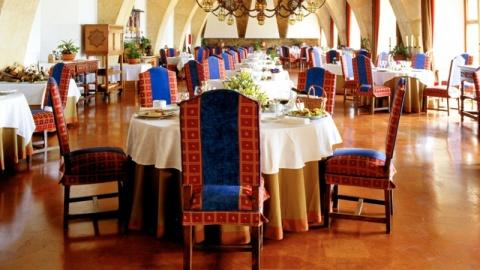 Restaurante Parador de Jaen, Jaén