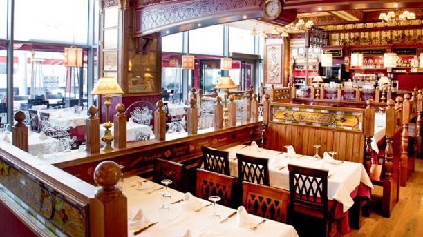 La tagliatella la maquinista in barcelona restaurant - La maquinista barcelona ...