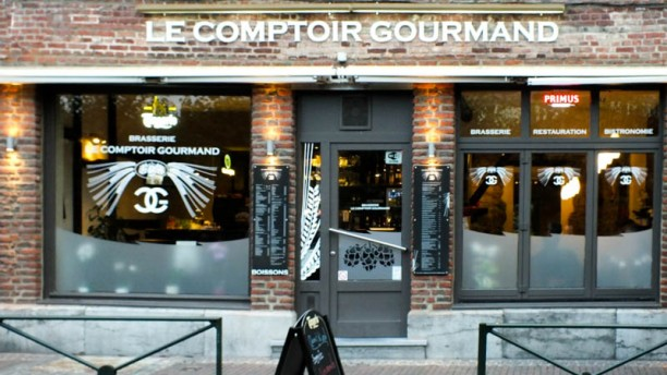 Le Comptoir Gourmand extérieur