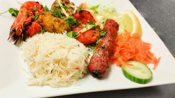 Curry Villa plat