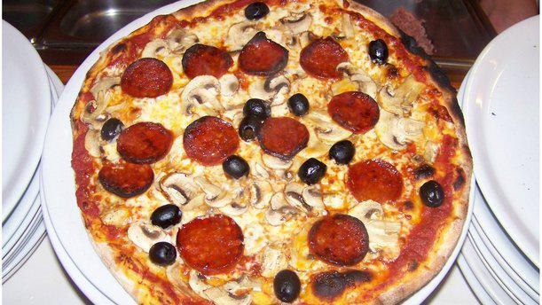 Pizza Nuova Pizza