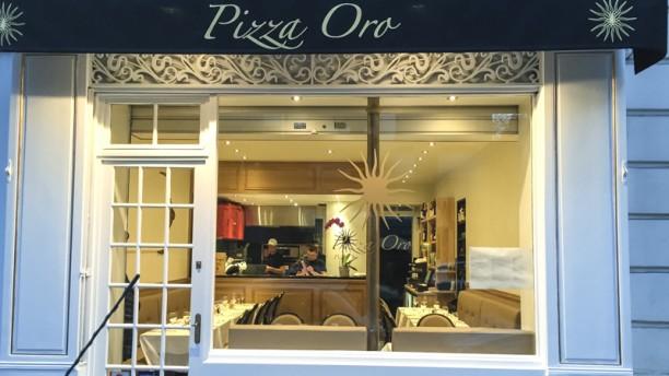Pizza Oro facade