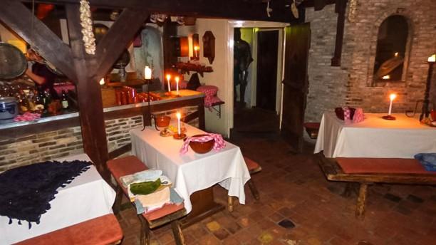 Stadsherberg de Mol Het restaurant