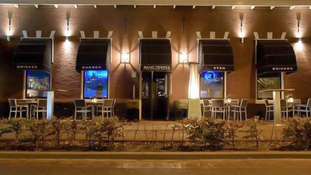 Grand Cafe Saint Tropez Ingang