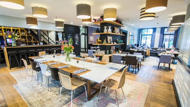 Restaurant Joost Restaurantzaal