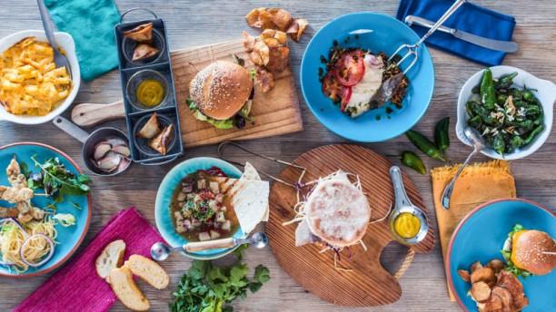 Burgers & Bowls Sugestão do chef