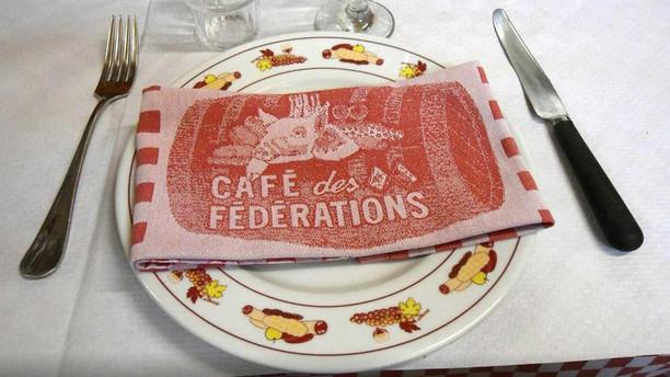 Café des Fédérations Restaurant