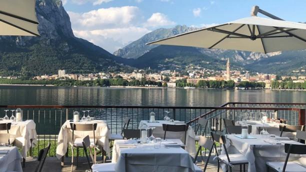 Ristorante Da Giovannino - Cucina Creativa & Pizza Gourmet Terrasse