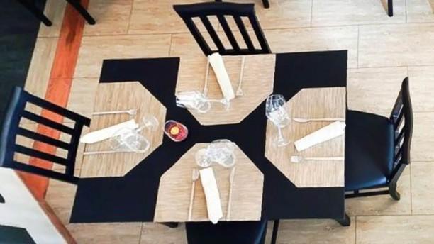 Slow Grill tavolo