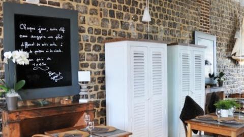restaurant - La Boussole - Blosseville