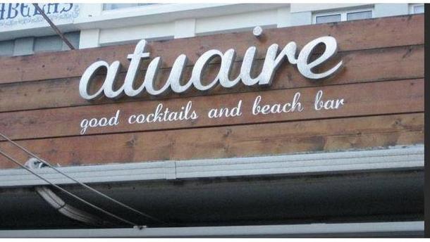 Atuaire - Hotel Miramar fachada