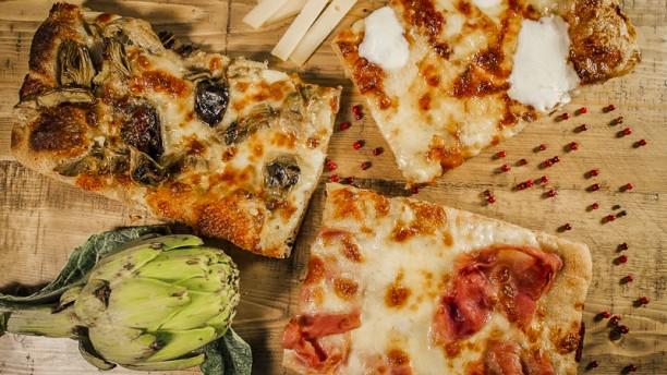 La Fermata de Provença pizza